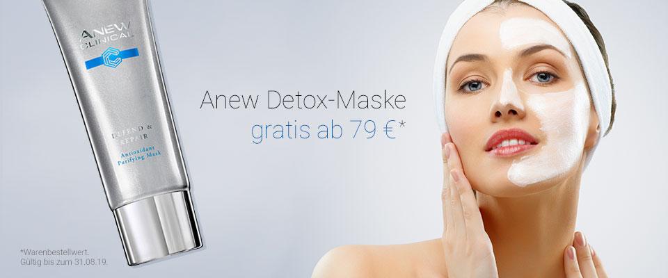 AVON ANEW Detox-Maske gratis ab 79 €!