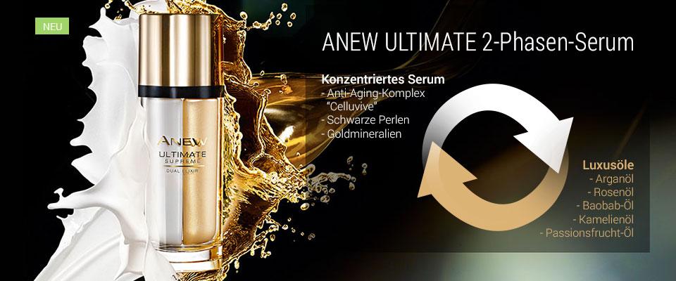 Innovation des Jahres - AVON Ultimate Supreme 2-Phasen-Serum!