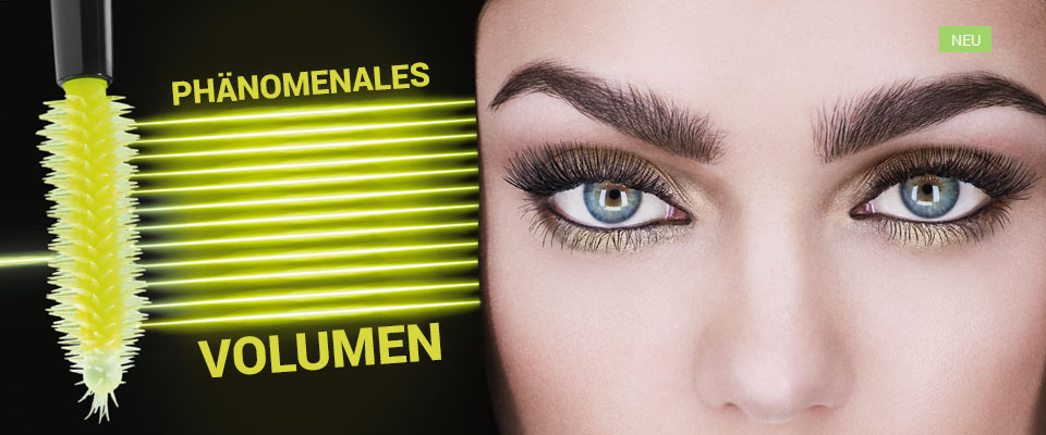 Neu! AVON mark. BIG & PHENOMENAL Volumen-Mascara!