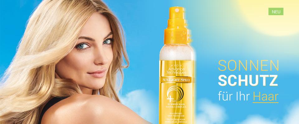AVON Advance Techniques Schutzspray für schönes Haar