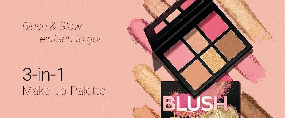 AVON Blush & Glow Palette