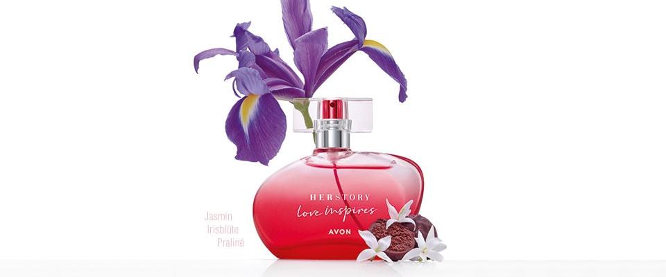 AVON Her Story Love Inspires Eau de Parfum