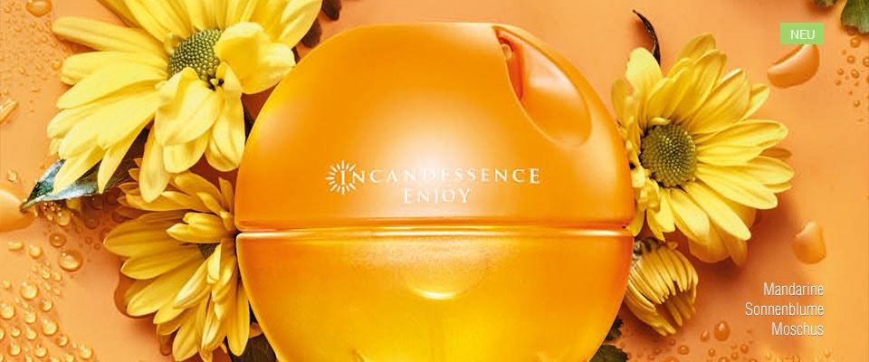AVON Incandessence Enjoy Eau de Parfum!