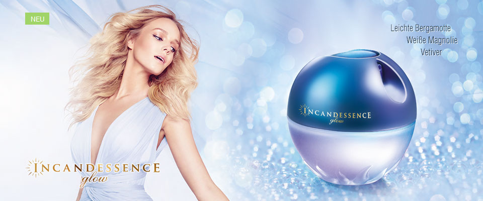 Neu - AVON Incandessence Glow Eau de Parfum!