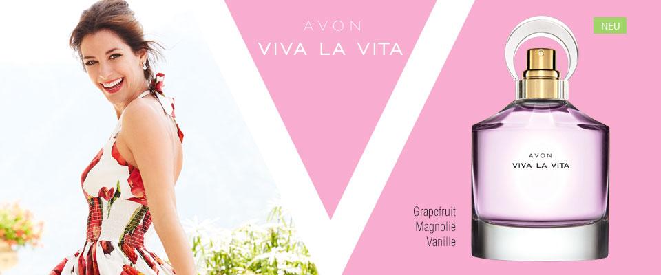 AVON Viva La Vita Eau de Parfum - Für die Freuden des Alltags!